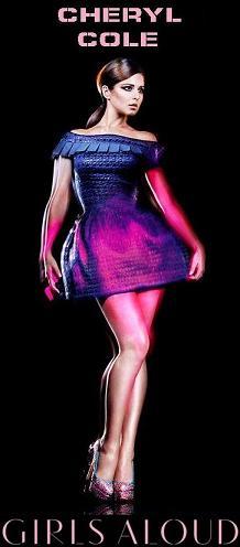 Cheryl Cole @CherylCole